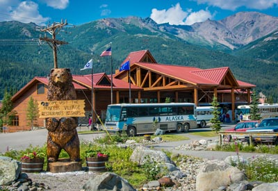 Denali lodge