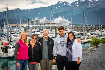 Seward visitors