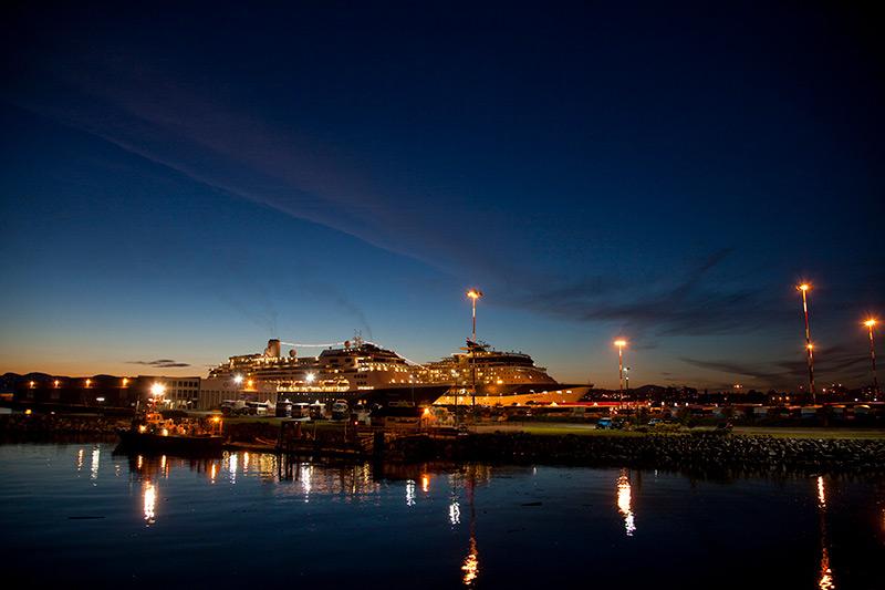 Home Port Victoria?