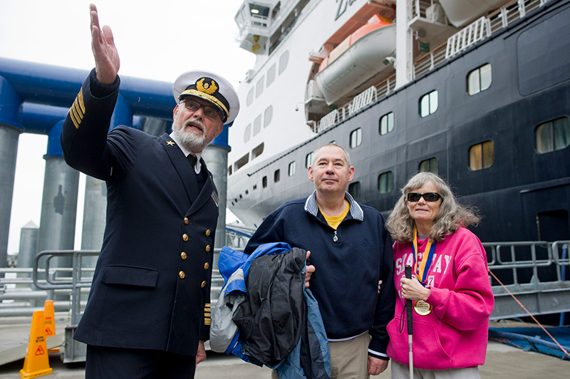 Alaska Cruise Ship Visitor Day