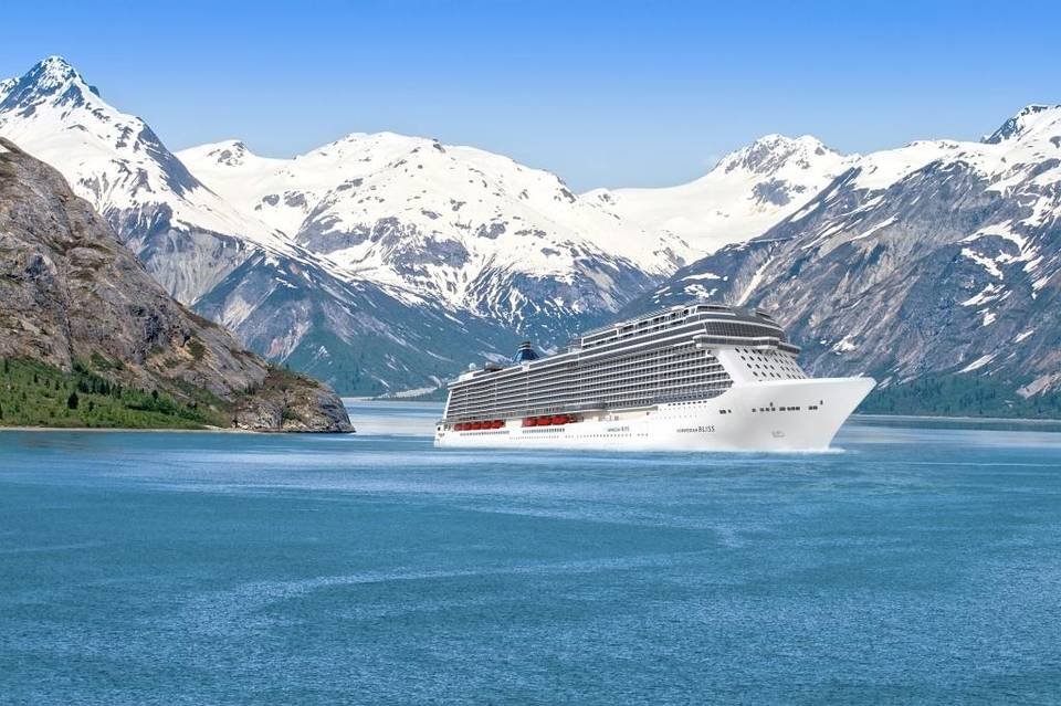 A brand-new ship custom-built for Alaska