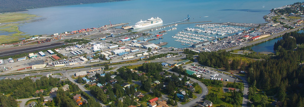 Railport Seward gains momentum