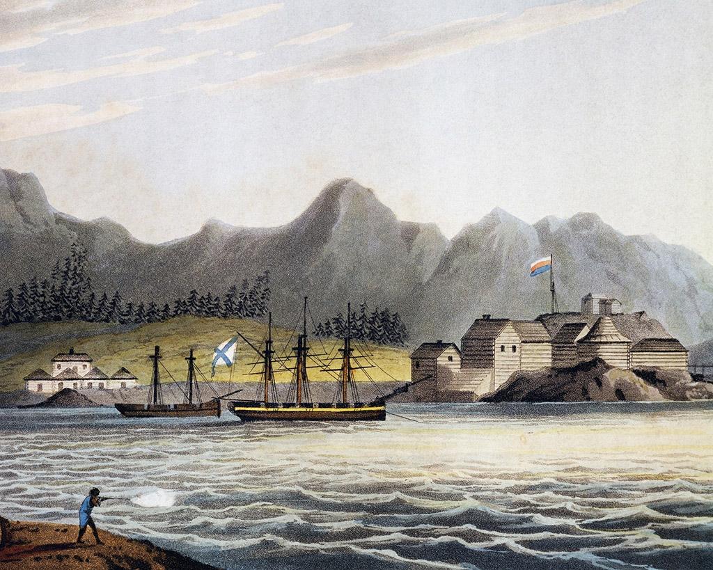 Tracing Alaska's Russian heritage
