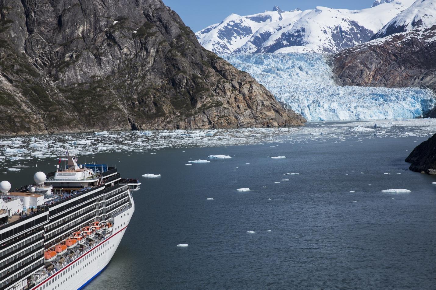 Carnival's 14-day Alaska adventure