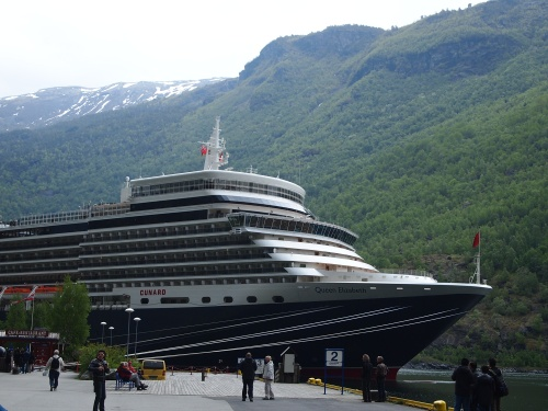 Cunard adds Alaska voyage in 2019