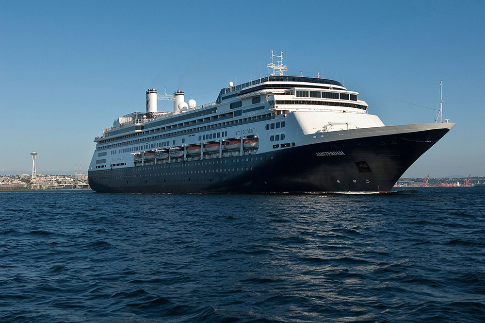 Another achievement for Holland America