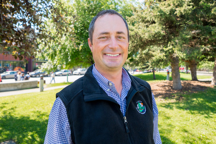 New park chief for Alaska
