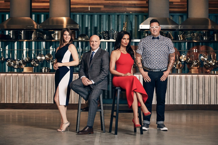 Top Chef judges