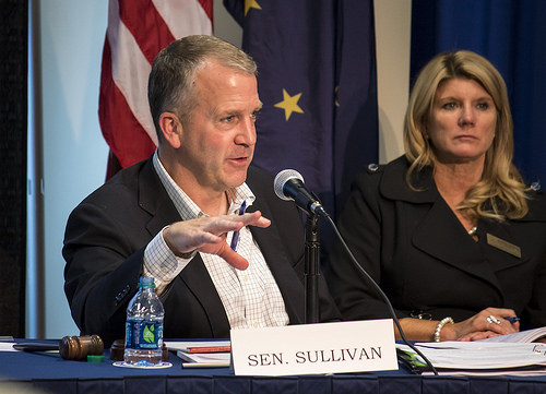 Sullivan comes to rescue of Alaskan Jobs in Tourism
