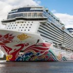 Norwegian Cruise Line ship Norwegian Joy