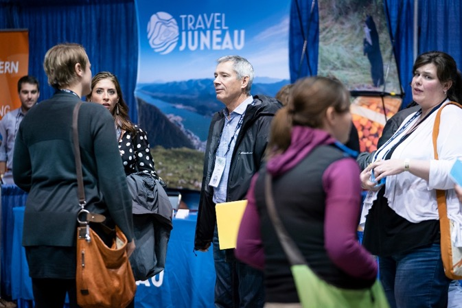 Sharing Alaska with the world: Travel-industry convention highlights growing role of tourism in economy