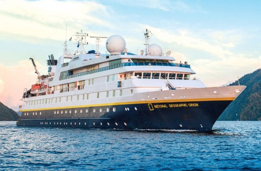 Orion to offer Bering Sea adventures