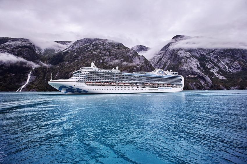 Princess adds another ship in Alaska