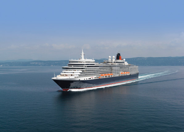 Cunard adds full Alaska season in 2020