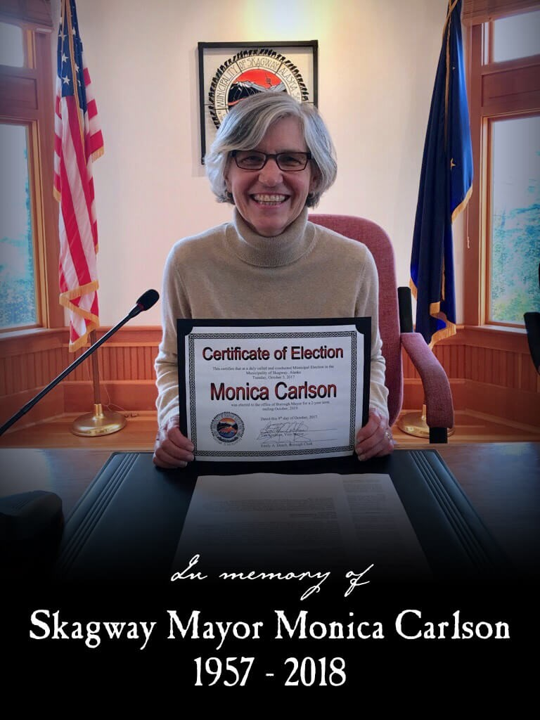 Skagway celebrates life of Mayor Carlson