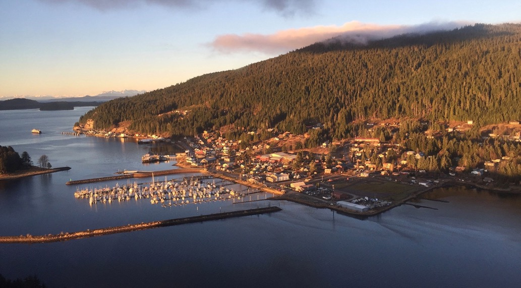 AIDEA approves $15 million loan for new pier, Hoonah to build new seawalk