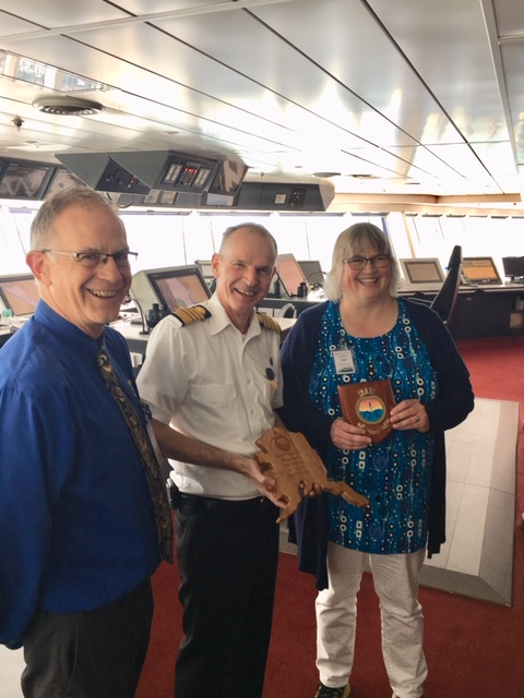 Juneau welcomes Royal Princess to Alaska