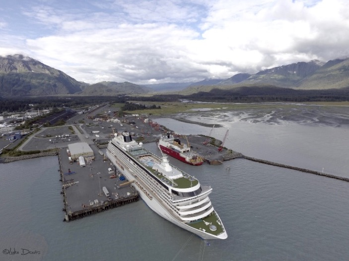 Railroad issues RFQ to replace Seward terminal